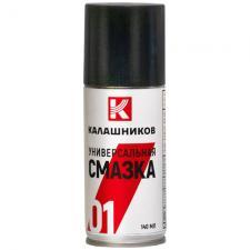 Смазка универсальная КАЛАШНИКОВ , 140 мл.
